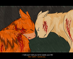 Goodbye by TigerMoonCat
