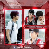 +DONGHAE & YESUNG   Photopack #OO1 by AsianEditions