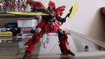 1/144 HG Sinanju by Platinum-Disco