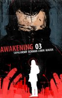 Awakening Issue 3 cover by TheABones