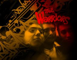 Warriors 4 ever by DrAlpha
