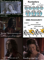 Naughty Rumbelle, part six: 'Privacy'? by Omorocca