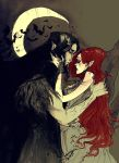 Hades and Persephone I by AbigailLarson