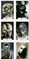 X-Files Sketch Cards 05 by RichardCox
