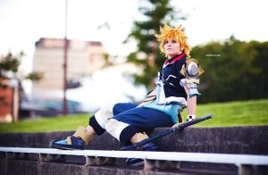 Ventus | Kingdom Hearts Birth by Sleep by nayzeers