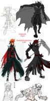 Redesigns Part 4 by PhiTuS