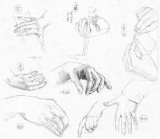 Hands 1 by Sketchphase