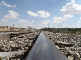 Rails to Beer-Sheva by GorALexeY