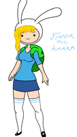 Fionna the Human by xxxwingxxx