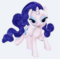 Rarity by rage69