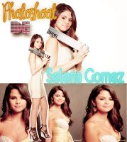 Selena Gomez photoshoot by SSRYEE