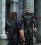 Bruce - A serious mission with Edward by Orsus