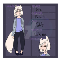 Eira Application by infuriatingGlitch