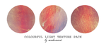 Colourful Light Texture Pack by SarahMenard
