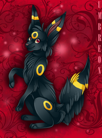 Umbreon by Felizz