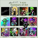 :-Another year of art-: by Arkeresia