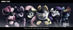 Breaching Mares by kta1540