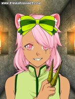 Fairy Tail OC - Felicity Bell by Icyi