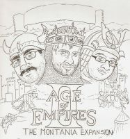 Age of Empires II Montania Exp by Shabazik