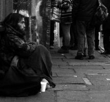 homeless and cold by GJC17