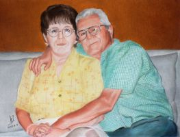 Mom and Dad 2010 by ArielRGH