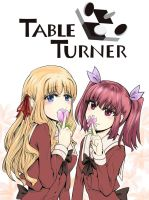 Table Turner Doujinshi for Sale by Yuriwhale