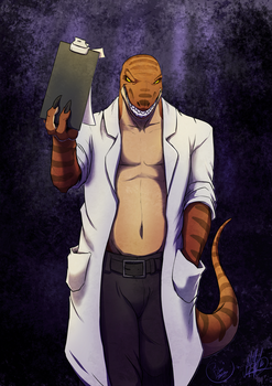 Doctor [COLLAB] by Neotheta