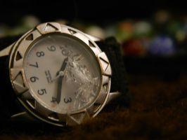 Time's Up by Gell-pen