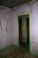 Bannack Ghost Town 310 by Falln-Stock