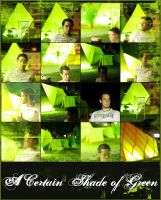 A Certain Shade of Green by mas