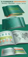 E-commerce Infographic Booklet - 24 Pages by kh2838