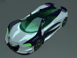 Honda Concept 2 by faith120