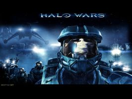 Halo Wars Wallpaper by igotgame1075
