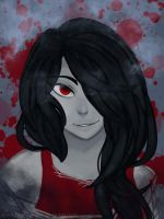 Marceline the Vampire Queen by Ammychan92698
