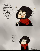 Cosmo tips with Chrissy: Yer Hot by Chrissytor