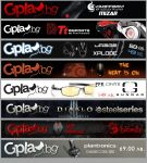 Gplay.bg Banners by ggeorgiev92