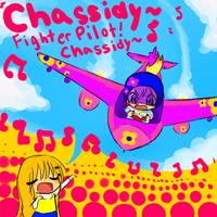 CHASSIDYYYY by Like-a-Pike