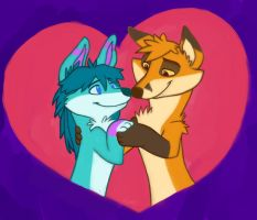 Loving by the-fox-after-dark