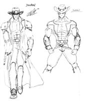 Deathtoll sketches by gwdill