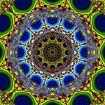 3 October 2012 Mandala by Discarn8