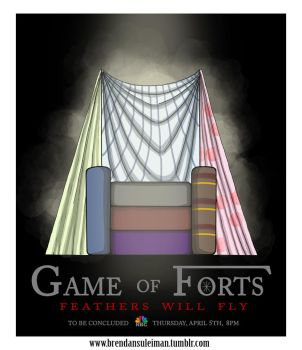 Game Of Forts by BRENDANSULEIMAN
