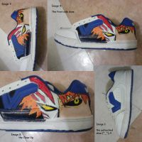 Bleach Rubber shoes: side 1 by Komiichi