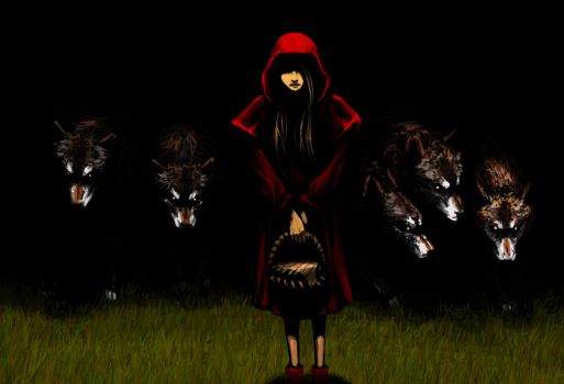 Little Red Riding Hood by Aquila--Audax