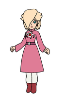 Rosalina - Nausicaa (Pink Dress) by KatLime