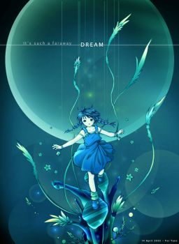 Faraway Dream by zeiva