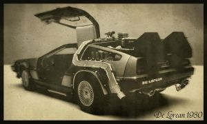 De Lorean 1930 by spunkyreal