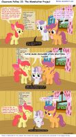 Classroom Follies 15 by Birdco