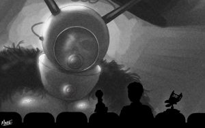 HU 73 - Mystery Science Theater 3000 by SeanRM