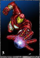 Ironman by nicojeremia75 Coloured by Highlander0423
