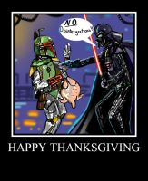 Happy Thanksgiving by DarthMater